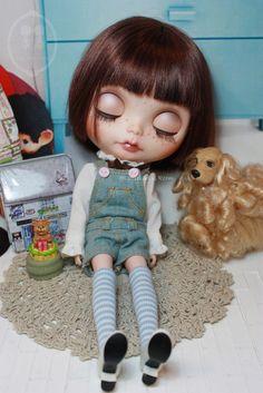 Custom+Commissions+Blythe+Doll.