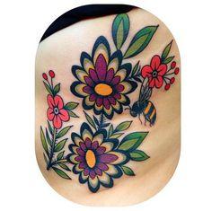 26 New ideas for flowers tattoo old school mandalas