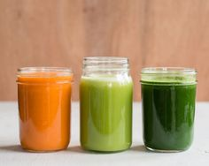 3 Juices for Glowing