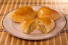 Káposztás pirog Hamburger, Bread, Food, Breads, Baking, Hamburgers, Meals, Yemek, Burgers