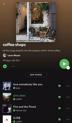 Indie Pop Music, Music Mood, Coffee Shop Music, Coffee Shops, Soul Songs, Soul Music, Playlist Names Ideas, Throwback Songs, Music Recommendations