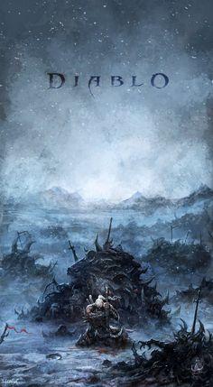 Chaoyaun Xu - Barbarian (Diablo III)
