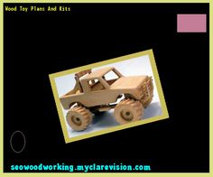 Wood Toy Plans And Kits 091003 - Woodworking Plans and Projects!