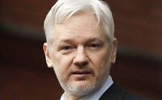 The United States suspected Russia in the transfer of the stolen data to WikiLeaks