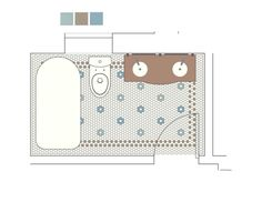 Photo On Bathroom Remodel for Gorgeous Small Bathroom Floor Plans Shower Only