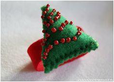 Uroczyste Chwile: Świąteczny serwetnik DIY