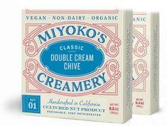 Miyoko's Creamery Non-Dairy Artisan Cultured Nut Cheeses - vegan, gluten-free…