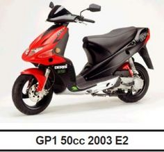 Derbi GP1 50 Parts Catalog 2003  Parts catalog helps you more accurately identify the part that DOWNLOAD