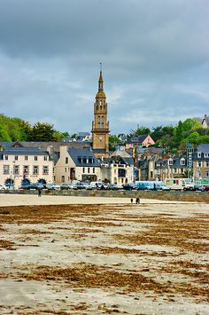 Binic, Brittany, France