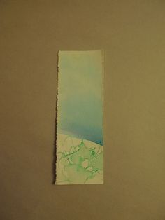 Abstract bookmark in Spring – 4 – The Casual Reply Arts & Crafts