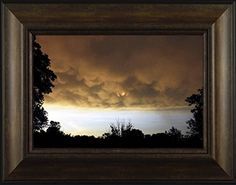 Angel Wings By Todd Thunstedt 20x26 Inspirational Religious Trees Sunset Clouds Storm Framed Art Print Wall Décor Picture ThunderMark Art and Graphics http://www.amazon.com/dp/B014GE16FS/ref=cm_sw_r_pi_dp_X.34vb07XD3NZ