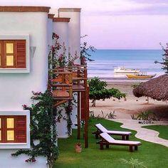 Blue Residence Hotel | Jericoacoara | CE | Brasil ❤️ Via: @blueresidencehotel
