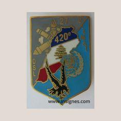 420° DSL CIEMAT 27° Mandat Liban Finul - Insignes.com