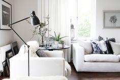 DANIELLA WITTE . Sweden Home . Living Room Interior