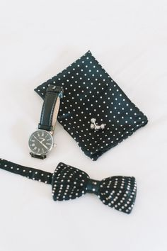Groom's accessories: http://www.stylemepretty.com/little-black-book-blog/2014/12/30/classic-navy-white-santa-barbara-wedding/ | Photography: Candice Benjamin - http://www.candicebenjamin.com/
