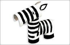 Veselá zebra