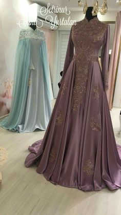Nice for evening occasion - Muslimah Wedding Dress, Muslim Wedding Dresses, Muslim Dress, Pakistani Dresses, Bridal Dresses, Prom Dresses, Formal Dresses, Hijab Evening Dress, Evening Dresses