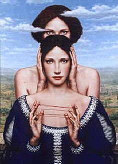 "...disquiet...Dino Valls - ""new Spanish realist"" - generally intense subject matter but psychologically deep work"