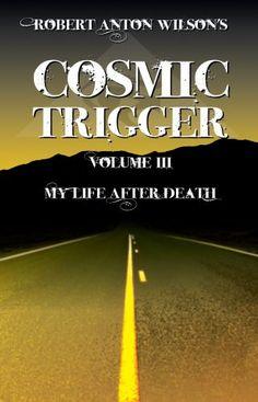 Cosmic Trigger III: My Life After Death by Robert Anton Wilson http://www.amazon.com/dp/1561841102/ref=cm_sw_r_pi_dp_in-0vb0W7SSZ5