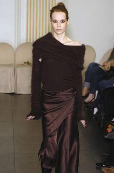 Romeo Gigli Fall 2004
