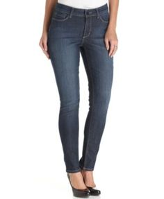 NYDJ Alina Hollywood Wash Jeggings  $114.00 A medium blue wash lends chic appeal to these NYDJ jeggings. Dress them up with pumps at night or keep them casual with sandals.