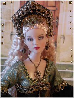 Barbie I, Barbie Dress, Barbie Clothes, Fashion Royalty Dolls, Fashion Dolls, Pretty Dolls, Beautiful Dolls, Bjd Dolls, Doll Toys