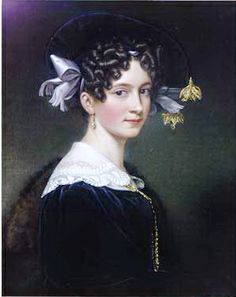 Maximiliane Borzaga was a Munich beauty of Italian descent. She was the daughter of a salt and pawnshop cashier from Rovereto, Italy who eventually settled in Rochus Lane in Munich. She married a physician, and  had a son and a daughter by him.
