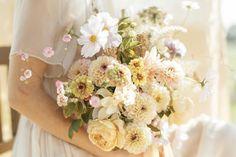 Floral Wedding, Wedding Day, Bridesmaid Bouquet, Bridal Bouquets, Flower Farmer, Cascade Bouquet, Fantasy Wedding, Cut Flowers, Wedding Planner