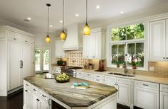 Southern California Homes traditional kitchen