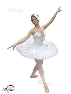 "Ballet tutu Odette . Availalble in customer size (when you order, please leave me message of height,bust, waist, hip & girth)! There is 10 available and the price is $796. Comment with your email address to purchase, and a secure PayPal checkout link will be emailed to you!         It is a professional stage ballet costume.   It is carried out on the basis of the professional basic tutu #T0001B (see section ""Basic and rehearsal ballet tutus"").   The bodice is made of semi-stretch dense white…"