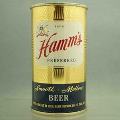 Hamms, the beer of choice for cheap ;) #contest