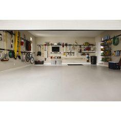 Rubbermaid FastTrack Garage 1-Bike Horizontal Bike Hook