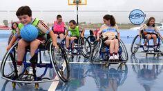 El Peixet School  www.elpeixet.com facebook.com/colegioelpeixet twitter.com/colegioelpeixet   Jornada de Concienciación al Mundo Discapacitado a través del Deporte Adaptado
