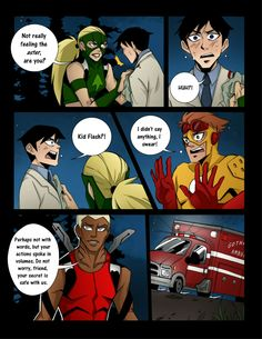 I don't have a stamp to give you. — Young Justice Comic pages: Art by:.You can find Young justic. Young Justice Funny, Young Justice Season 3, Young Justice Comic, Young Justice League, Artemis Young Justice, Dc Comics, Math Comics, Robin Comics, Spitfire Young Justice