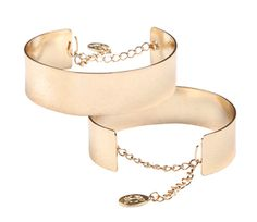 Break My Stride ankle cuffs by 8 Other Reasons - $44