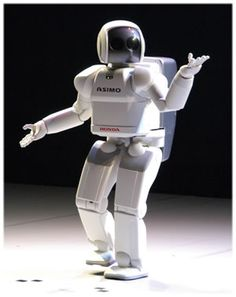 Types of Robots | Types of humanoid robots Asimo""