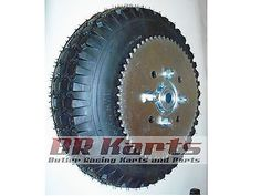 4-10-3-50-Tire-with-5-Split-Rim-Sprocket-35-72T-for-Mini-Bike-Go-Kart-NEW