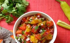 Mexican Dips, Heirloom Tomatoes, Salsa Recipe, Spanish Food, Spices, Appetizers, Cooking Recipes, Ethnic Recipes, Dressings