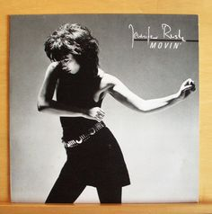 JENNIFER RUSH Movin´ - Vinyl LP Destiny Ave Maria Yesterme, Yesteryou, Yesterday