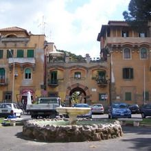 guided tours on modern architecture and urbanism in Rome - garbatella