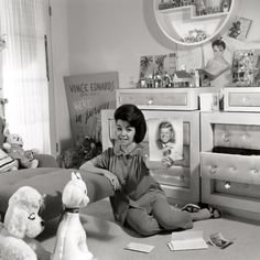 When I was a girl, I wanted to be Annette Funicello...