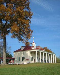 George Washington's Mount Vernon (VA)