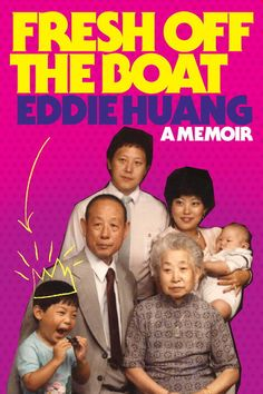 new style 09d79 29ddd New Comedies, Fresh Off The Boat, Eddie Huang, Asian American, Memoirs,