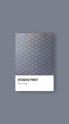 Details #project #interior #design #branding #studiofrey Asian Restaurants, Blue Highlights, Branding, Interior Design, Studio, Pattern, Divider Screen, Nest Design, Brand Management