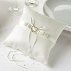 Ivory Contemporary Heart Ring Cushion Our Ivory ring cushion with a simple heart design can look stunning at your wedding Wedding Ring Cushion, Cushion Ring, Ring Bearer Pillows, Ring Pillows, Heart Wedding Rings, Heart Ring, Wedding Bands, Trendy Clothing Stores, Buy Rings