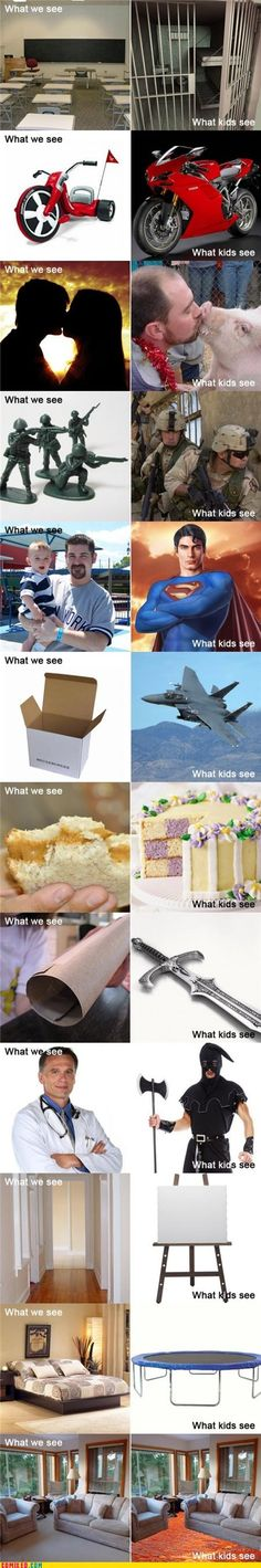 What Kids See...True Story