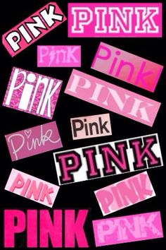 Pink Love Collage by Ladee Pink