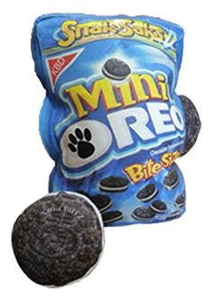 Oreos Dog Toy -- See this great product. (Note:Amazon affiliate link) #DogToys