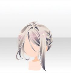 Fantasting Drawing Hairstyles For Characters Ideas. Amazing Drawing Hairstyles For Characters Ideas. Female Character Design, Character Design Inspiration, Hair Inspiration, How To Draw Anime Hair, Manga Hair, Kawaii Hairstyles, Girl Hairstyles, Chibi Hair, Pelo Anime