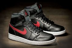 Air Jordan 1 Rare Air Black Red is rumored to be limited. The Rare Air Jordan 1 black and red is set to launch this Summer. Nike Free Shoes, Nike Shoes, Nike Free Runners, Air Jordan Shoes, Sneaker Boots, Shoes Outlet, Shoes Online, Sneakers Fashion, Me Too Shoes